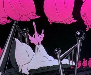 dumbo and pink image