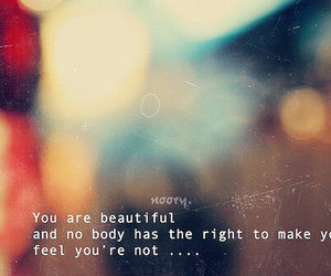 love, beautiful, and quote image