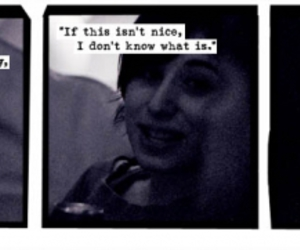 a softer world, makeout, and black and white image