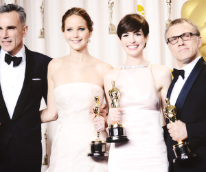 Anne Hathaway, daniel day lewis, and Daniel Day-Lewis image