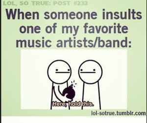 funny, band, and music image