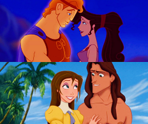disney and tarzan image