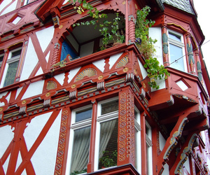 architecture, building, and germany image