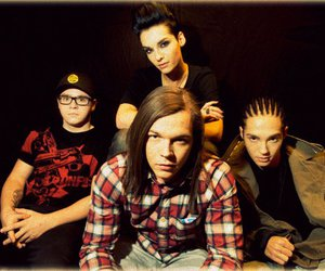 tokio hotel, georg listing, and gustav schäfer image