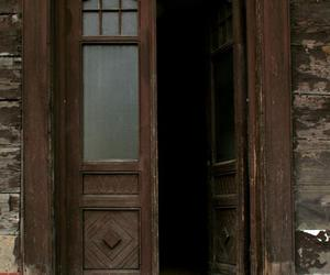 city, magically, and doors image