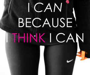 fitness, motivation, and nike image