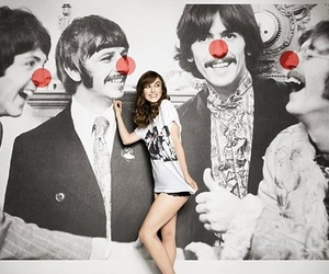 beatles, the beatles, and keira knightley image