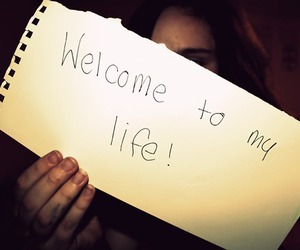 life and welcome image