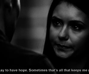 hope and the vampire diaries image