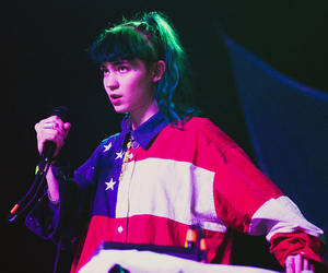 grimes and ♥ image