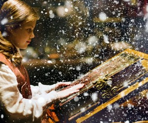 narnia, book, and lucy pevensie image