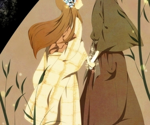 bleach, couple, and Ulquiorra image