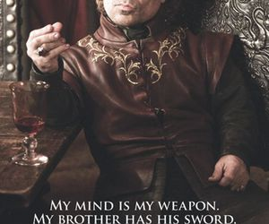 game of thrones, tyrion lannister, and peter dinklage image