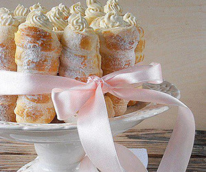 dessert, sweet, and delicious image