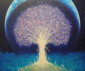 tree and earth image