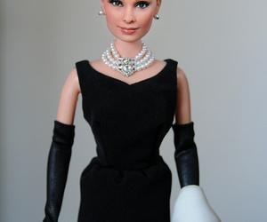 audrey hepburn, beautiful, and doll image