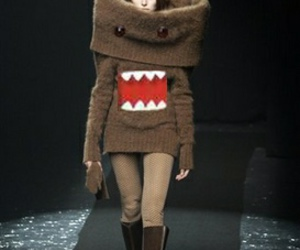 domo, model, and domo kun image