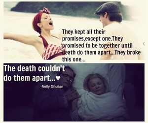 the notebook, beautiful, and true love image
