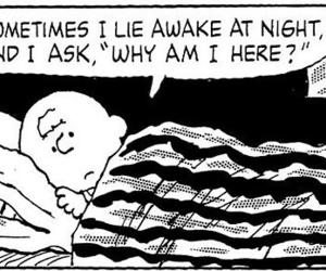 charlie brown, peanuts, and comic image