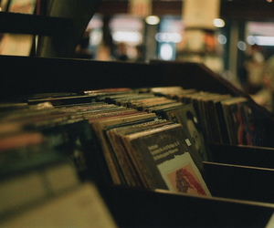 music, vinyl, and cd image