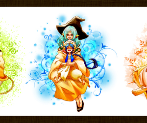 aladdin, magi, and alibaba image