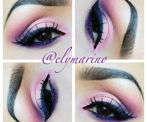 beautiful, color, and eye image