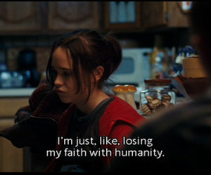 juno, quotes, and humanity image