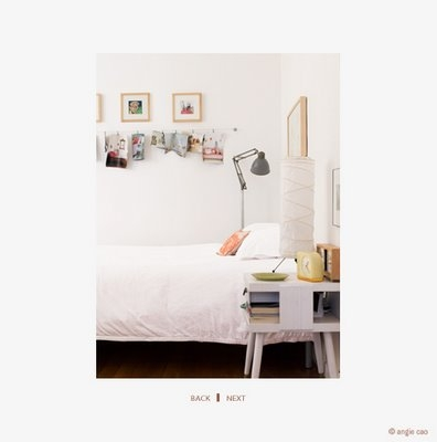 bedroom, deco, and interiors image