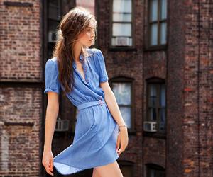 dress, girl, and skinny image