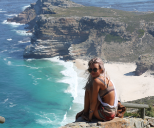cape town, seascape, and cape point image