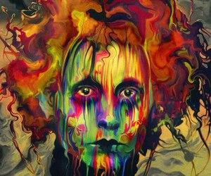 art, johnny depp, and edward image