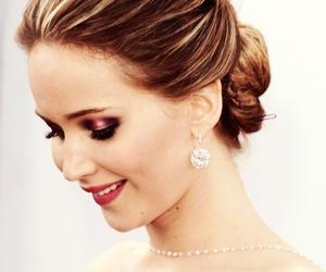 Jennifer Lawrence, oscar, and hunger games image