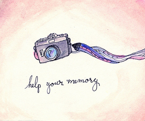 memories, camera, and photography image