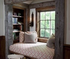 book, home, and window image