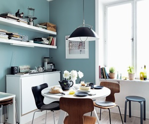 cool, decor, and kitchen image