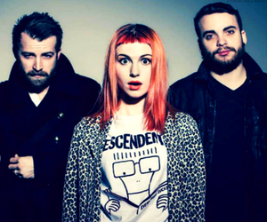 paramore and photoshoot image