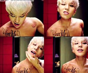 beautiful, gdragon, and rapper image