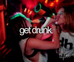drink, ♥, and get drunk image