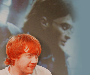 grint, rupert, and harry potter image
