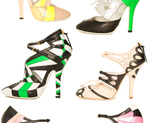 color, shoes, and fashion image