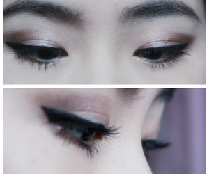 beautiful, chic, and eyes image