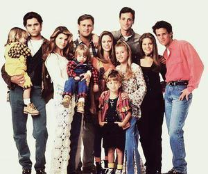 full house and family image