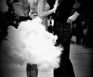 black and white, dance, and latino image
