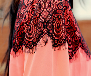 blouse, neon, and style image