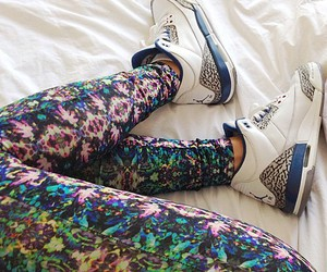 leggings, fashion, and fly image
