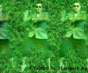 blend, celebrity, and grassland image