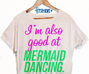 pitch perfect, dancing, and mermaid image