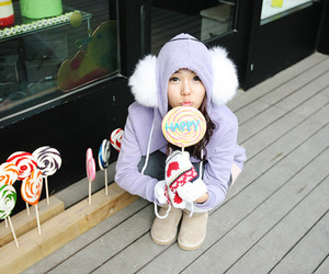 asian, cute, and candy image