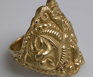 gold, celtic, and 4th century bc image