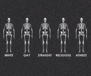 equality, religion, and white image